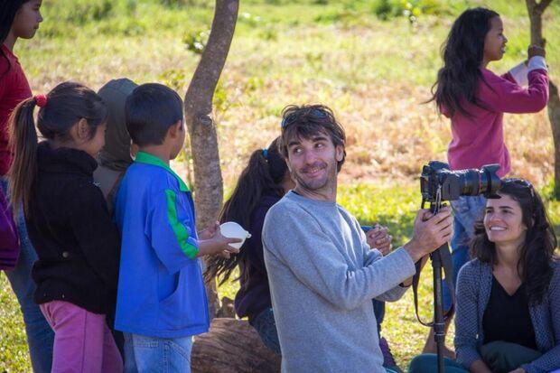 Diretor de filme que retrata educação e cultura por uma poética da infância será lançado neste fim d
