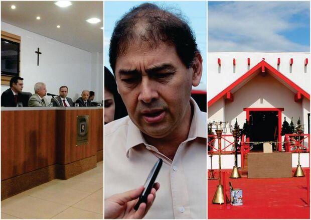 Prefeito apresenta atestado na Câmara, mas confirma presença na Cidade do Natal
