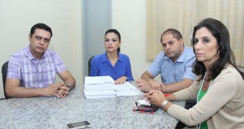 Comissão recebe laudo do MPE e avalia possibilidade de nova Processante