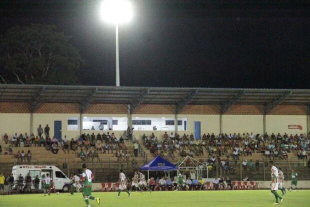 Andradão é inaugurado com partida entre Nova Andradina e Navireiense