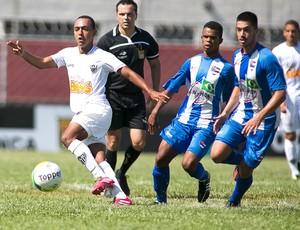 Galinho e Aquidauanense, invictos, se enfrentam na Copa São Paulo de Futebol Júnior