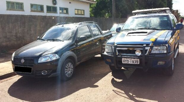 Polícia de MS recupera carro roubado em Salvador
