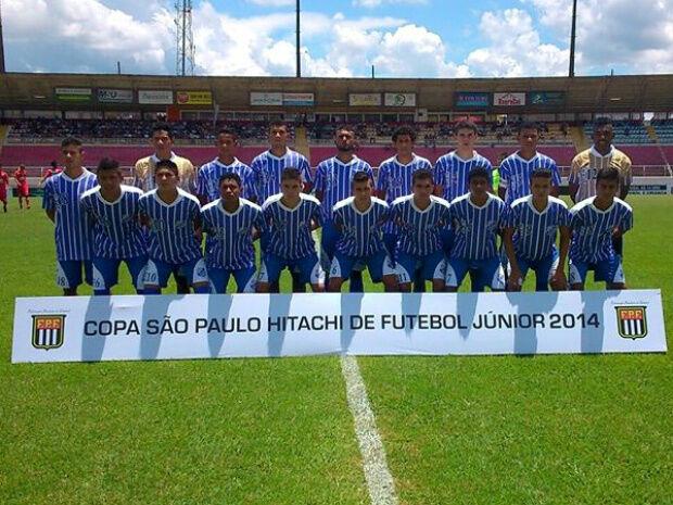 Aquidauanense perde para o Atlético-MG e encerra participação na Copa São Paulo