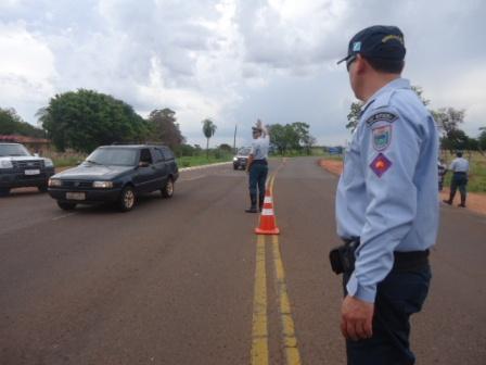 Polícia Rodoviária registra 14 acidentes durante o feriado em MS