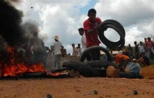 Soldado da polícia de MS morre durante confronto de desocupação em Rondônia