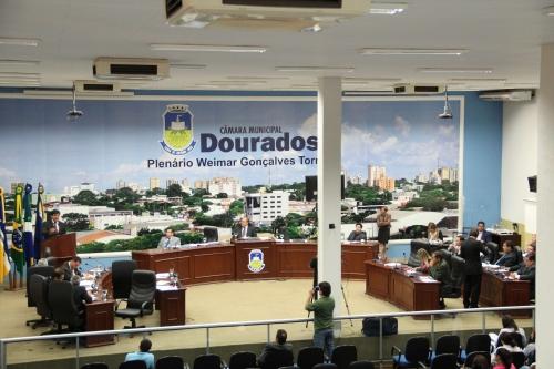 Promotoria recomenda que Câmara Municipal de Dourados demita comissionados