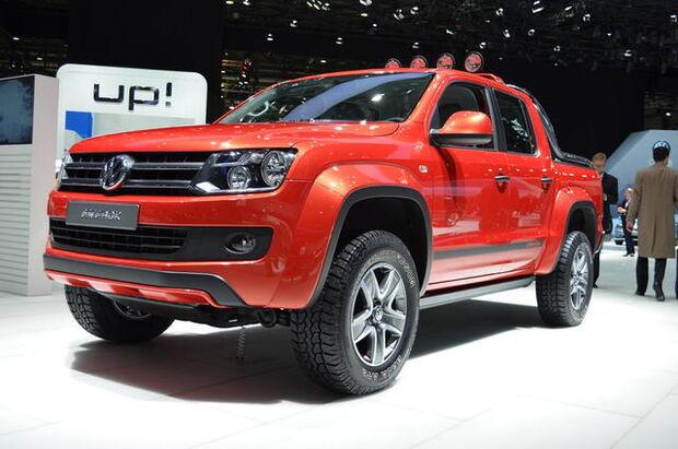 Volkwagen anuncia recall dos modelos Tiguan e Amarok em várias partes do mundo