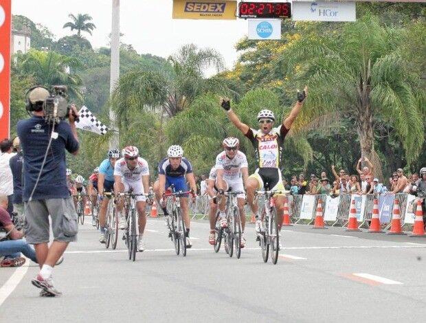 Ciclistas do Estado convocados para o Sul-Americano