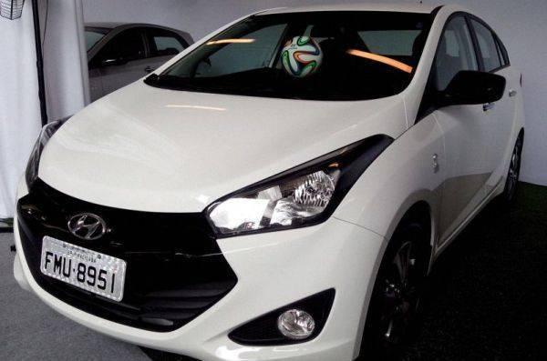 Hyundai lança HB20 especial para a Copa do Mundo por R$ 41.465
