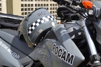 Policial embriagado atropela patrulheiros da Rocam