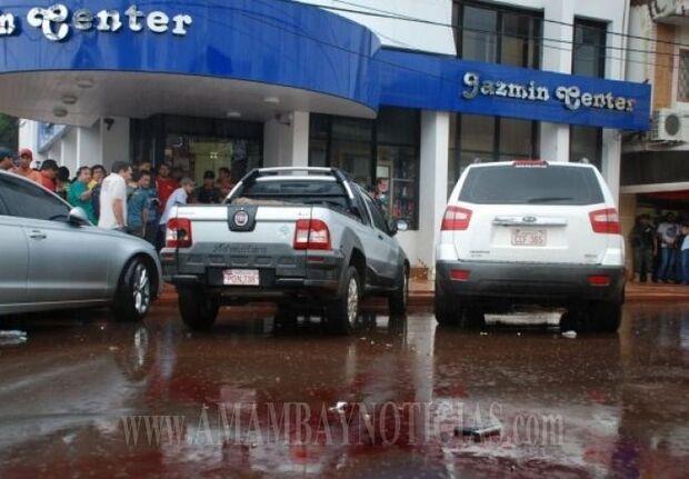 Ex-policiais são executados em Pedro Juan