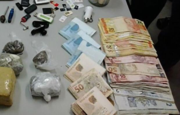 R$ 11 MIL são apreendidos durante operação 'Pente Fino'