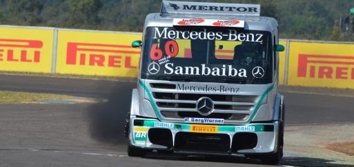 Fórmula Truck: Wellington Cirino vence etapa de Campo Grande
