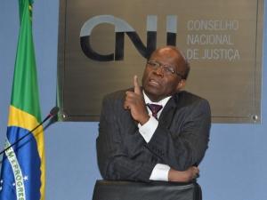 Judiciário cresceu em estrutura e aprimoramento, diz Joaquim Barbosa