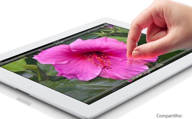 Apple deve lançar novo iPad em evento no dia 22