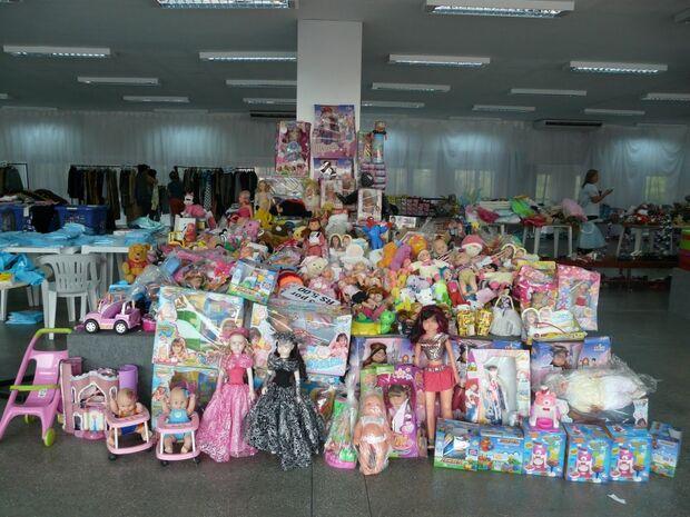 Instituição realiza Bazar de Natal