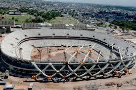 Ministério Público do Trabalho pede interdição de obras na Arena da Amazônia