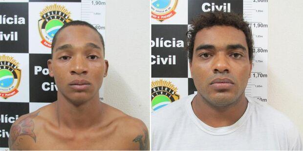 Polícia prende traficantes do bairro Tiradentes