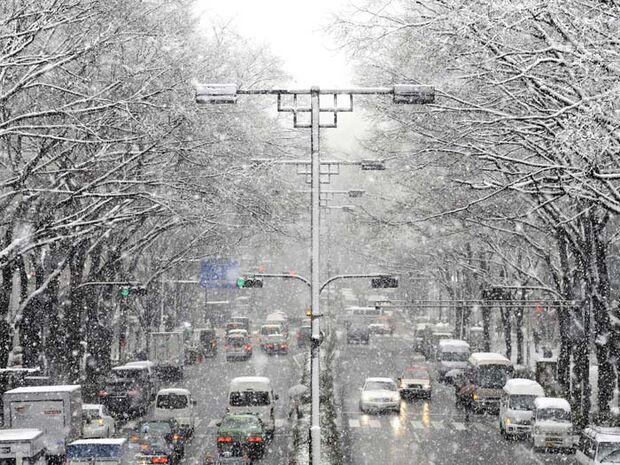 Forte nevasca mata 12 pessoas no Japão