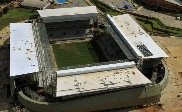 Ministério Público de Cuiabá afirma que estádio Arena Pantanal oferece riscos