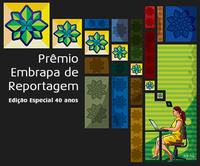 Embrapa lança concurso Prêmio Embrapa de Reportagem em comemoração aos 40 anos