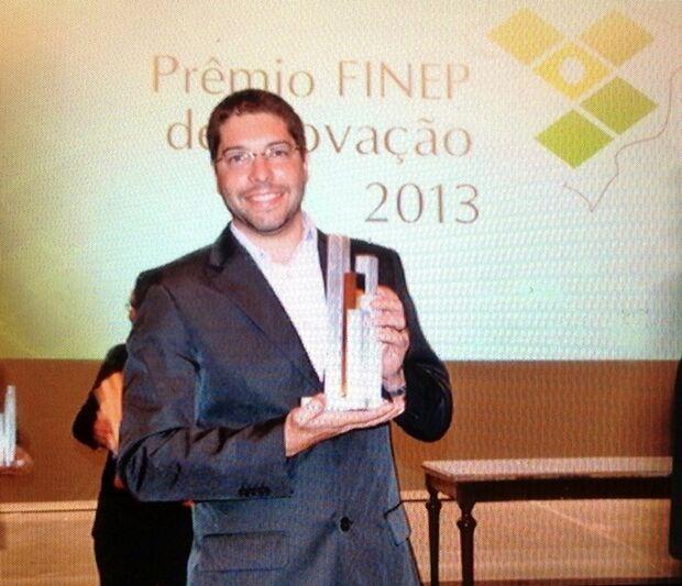 Ecoa recebe Prêmio FINEP de Inovação 2013