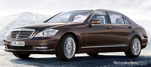Mercedes-Benz lança em dezembro novo sedã no valor de R$ 600 mil