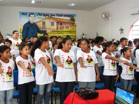Proerd forma 200 alunos de escolas municipais de Corumbá