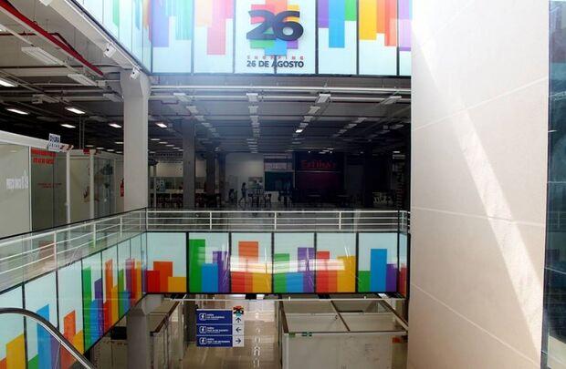Shopping 26 de Agosto é declarado de utilidade pública e governo desapropria prédio