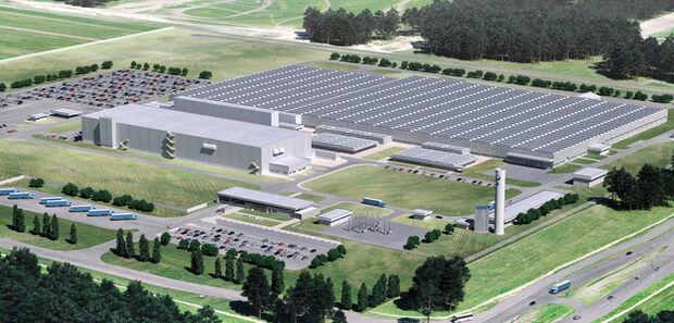 BMW lança pedra fundamental da fábrica no Brasil