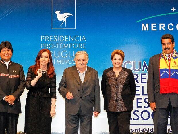 Cúpula do Mercosul é adiada para meados de fevereiro