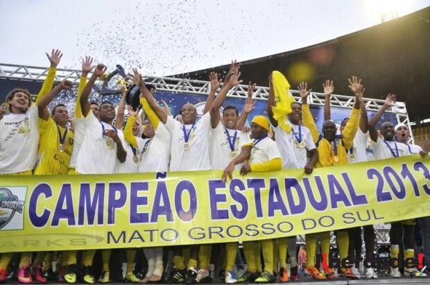 Afiliada da Rede Globo confirma transmissão de jogo do Aquidauanense