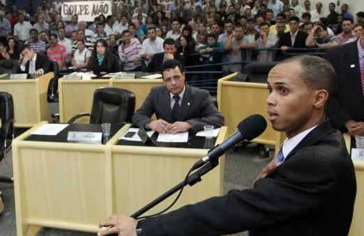 PP não poderia expulsar vereador, defende advogado