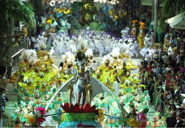 Carnaval de MS recebe investimento de R$ 590 mil