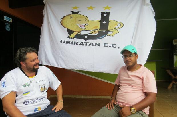 Ubiratan retorna a série A e enfrenta o Sete de Setembro no domingo