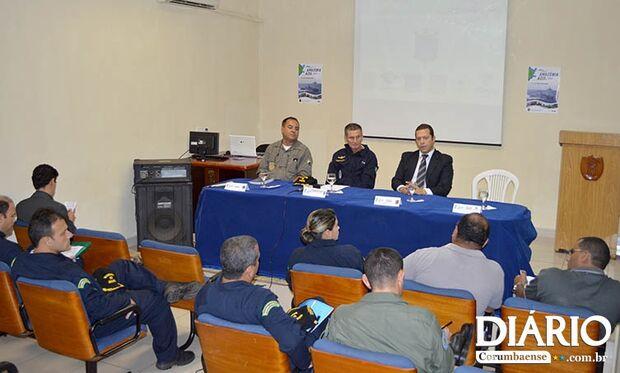 Marinha inicia mega-operação de fiscalização no rio Paraguai