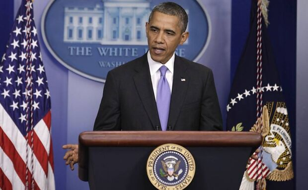 Obama sanciona lei para reabrir governo e elevar teto de dívida