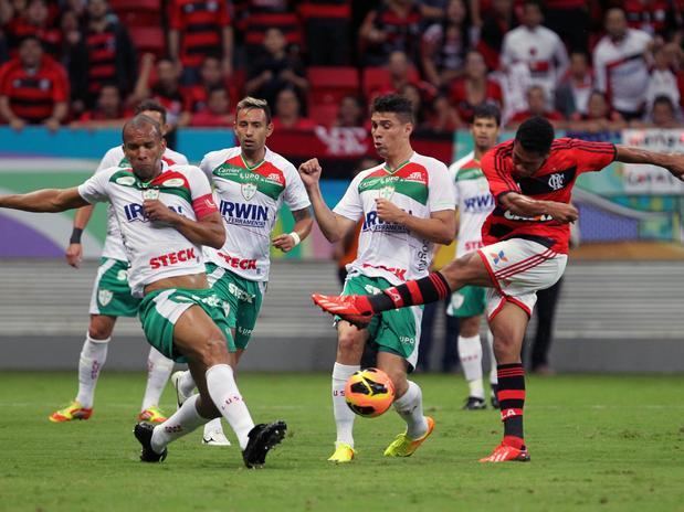 Horário de Verão inviabiliza jogo entre Portuguesa e Flamengo em Campo Grande