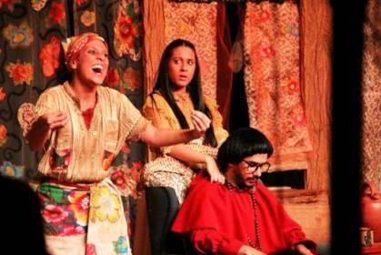 Primeiro Festival da Comédia se encerra hoje com apresentação de duas peças teatrais