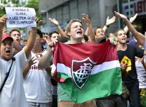 Mais uma vez, Fluminense 'se salva' e não joga a Série B