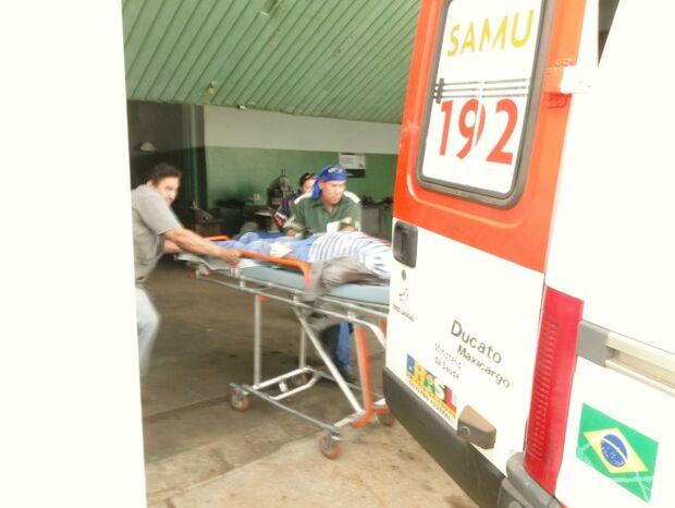 Trabalhador morre após grave acidente em tornearia