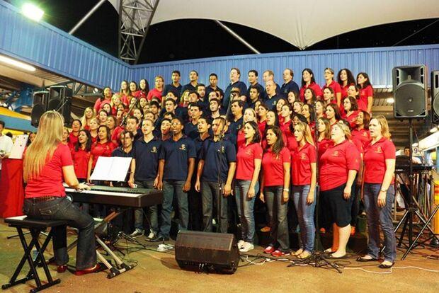 """Musical Natalino """"Jornada da Esperança"""" acontece na capital"""