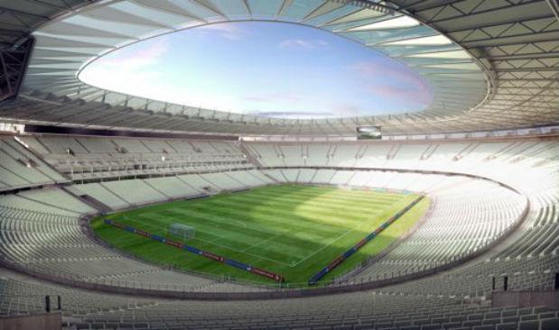 Estádios que sediarão jogos da Copa arrecadaram R$ 176,5 milhões em 2013