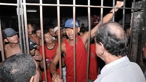 Agentes penitenciários do Maranhão ameaçam entrar em greve