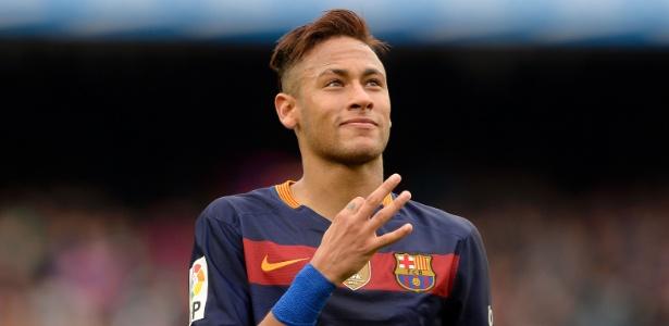Neymar fica de fora de lista da Uefa para eleger melhor jogador da Europa