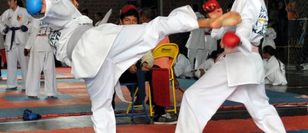Campeonato de  Karatê Tokay-Kan acontece neste sábado na Capital