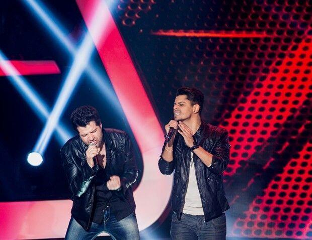Dupla sertaneja de Campo Grande é escolhida por Daniel no The Voice