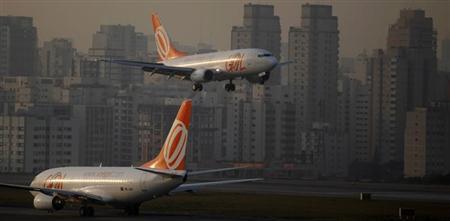 Gol não espera grande ajuda do governo ao setor aéreo, diz executivo