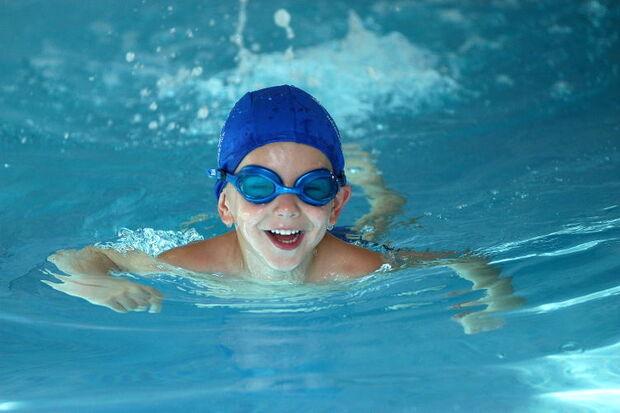 Crianças podem se divertir no festival aquático neste fim de semana