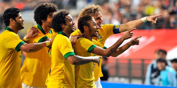 Brasil enfrentará Chile no Canadá em novembro